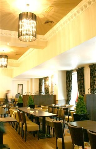 Abbeyleix Manor Hotel - Bar