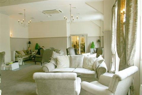 Abbeyleix Manor Hotel - Foyer