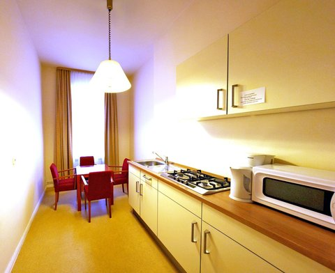 Hotel & Apartments Zarenhof Berlin Prenzlauer Berg - Two-room family Appartement