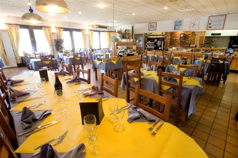 Kyriad Etampes - Restaurant