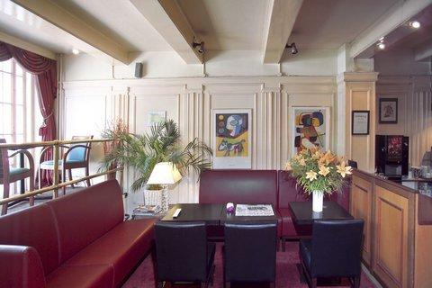 ITC Hotel - Bar Lounge