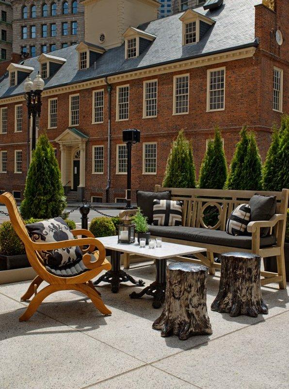 Ames Boston Hotel - Boston, MA