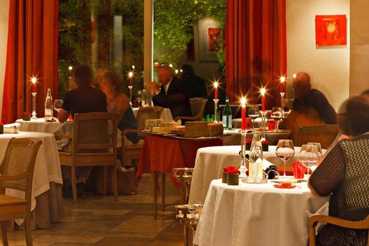 Hostellerie de Levernois Gastronomie