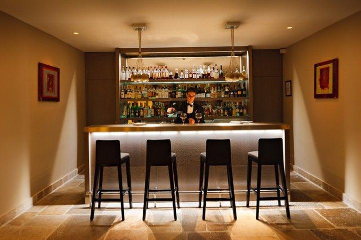 Hostellerie de Levernois Bar/Lounge