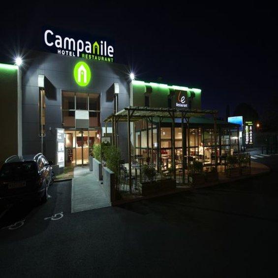 Campanile Valence Nord - Bourg les Valence Außenansicht