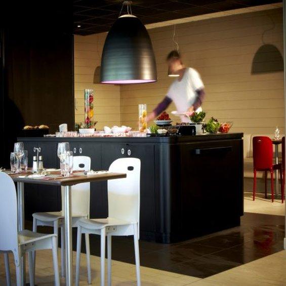 Campanile Lyon Centre - Gare Part Dieu Gastronomi