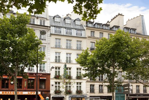 Manoir st germain first class paris france hotels gds for Reservation hotel france paris