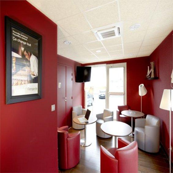 Campanile - Lyon Est- Bron Eurexpo Bar/Lounge