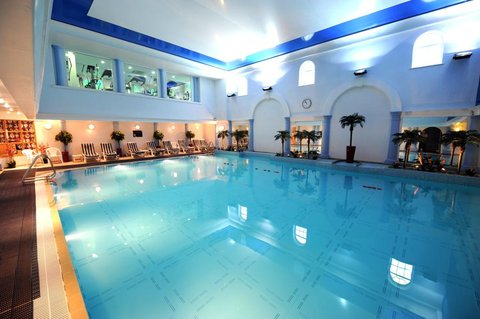 De Vere Hotel Carden Park - Swimming Pool