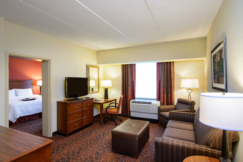 Hampton Inn Philadelphia-Center City-Convention Ctr lakosztály