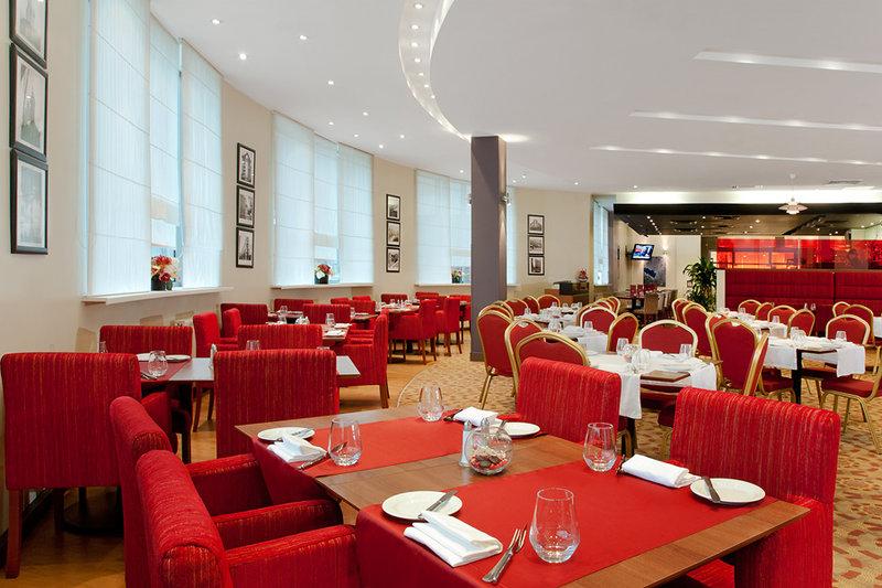 Holiday Inn Moscow-Lesnaya Étkezés