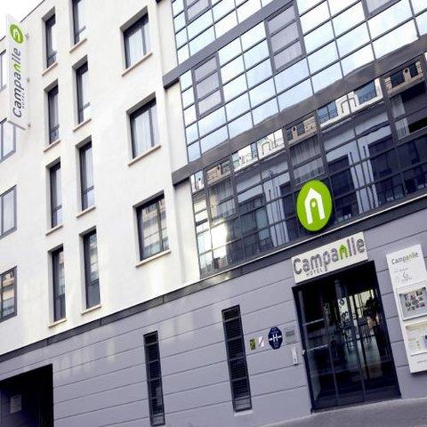 Campanile BORDEAUX CENTRE - Gare Saint Jean - Exterior View