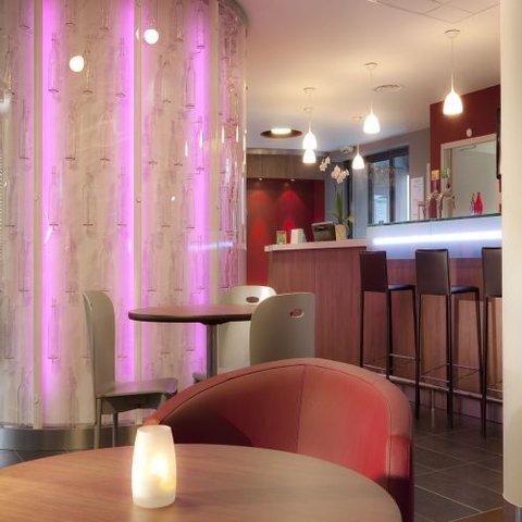 Campanile BORDEAUX CENTRE - Gare Saint Jean - Lounge