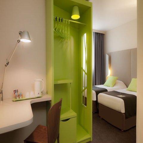 Campanile BORDEAUX CENTRE - Gare Saint Jean - Twin Room