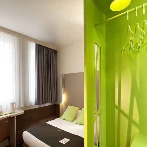 Campanile BORDEAUX CENTRE - Gare Saint Jean - Double Room