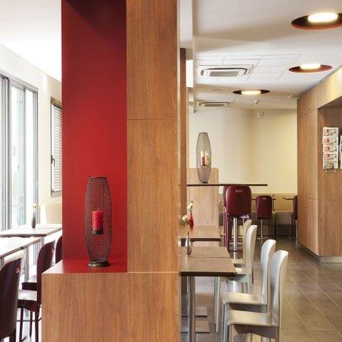 Campanile BORDEAUX CENTRE - Gare Saint Jean - Restaurant