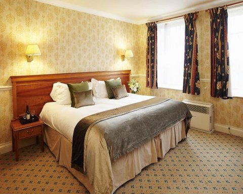 De Vere Hotel University Arms - Double Room