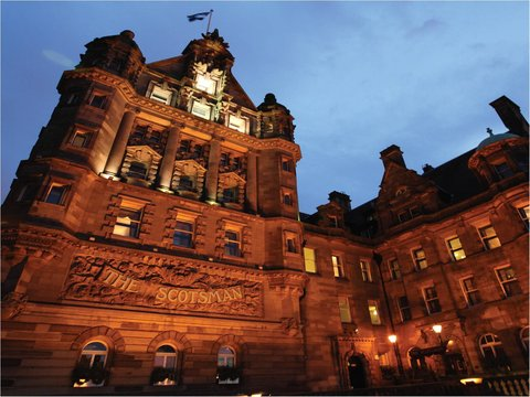 The Scotsman Hotel Preferred Hotels and Resorts - Exterior