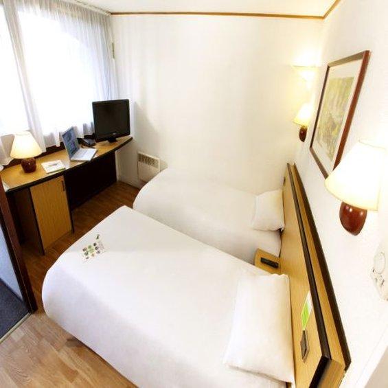 Campanile Nantes Reze Aeroport Billede af værelser