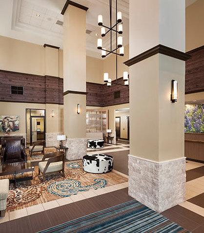 SpringHill Suites Dallas Downtown/West End Aula