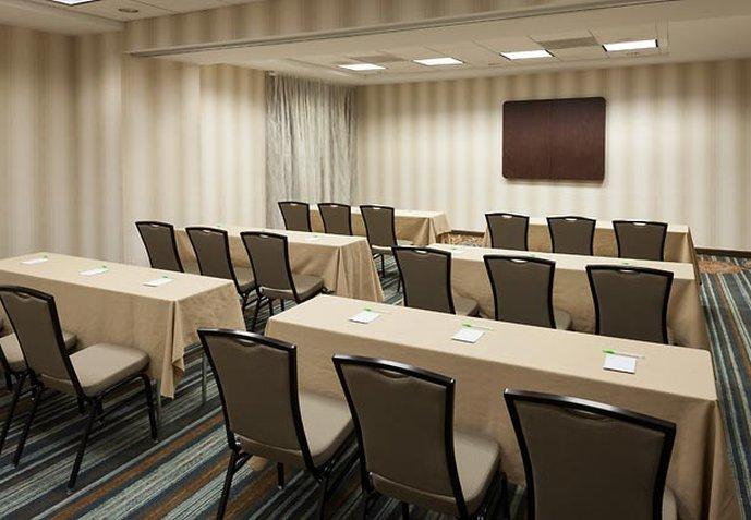 SpringHill Suites Dallas Downtown/West End Kokoustila