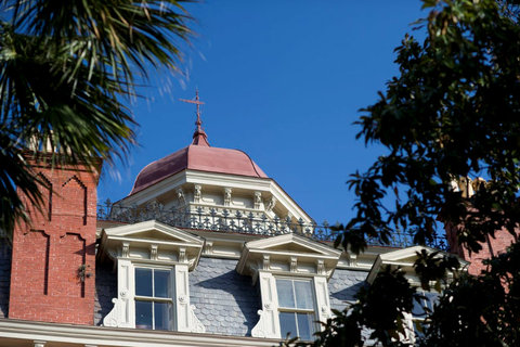 Wentworth Mansion - Our cupola offers a 360-degree view of Charleston
