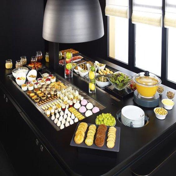 Campanile Villejuif Gastronomie
