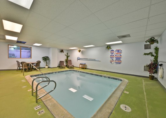 Holiday Inn Express LOS ANGELES-UNIV CTY-CAHUENGA Piscine