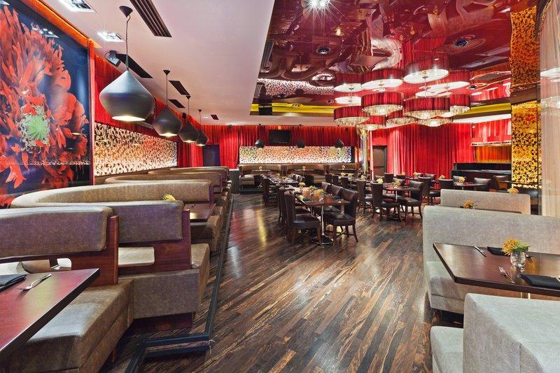 Crowne Plaza Hotel Dallas Downtown Gastronomia