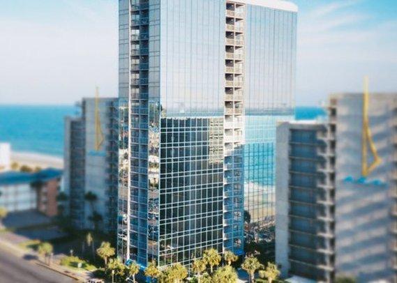 Seaglass Tower - Myrtle Beach, SC