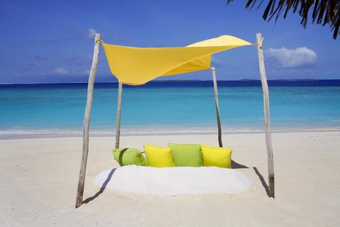 Six Senses Laamu - Beach Picnic A