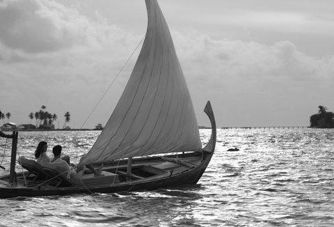 Six Senses Laamu - Dhoni - Sunset Cruise