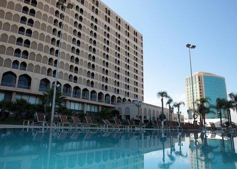 Hilton Alger - Hotel Exterior