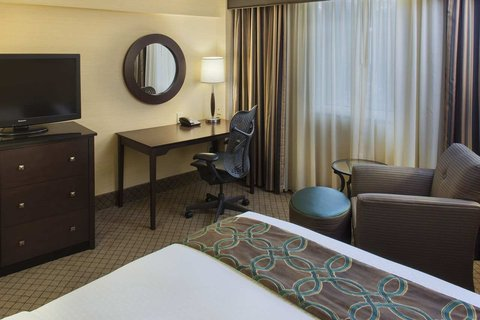 DoubleTree by Hilton Atlanta North Druid Hills/Emory Area - Accessible Guest Room