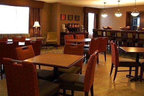 Hampton Inn Batesville IN - Hotel Lobby