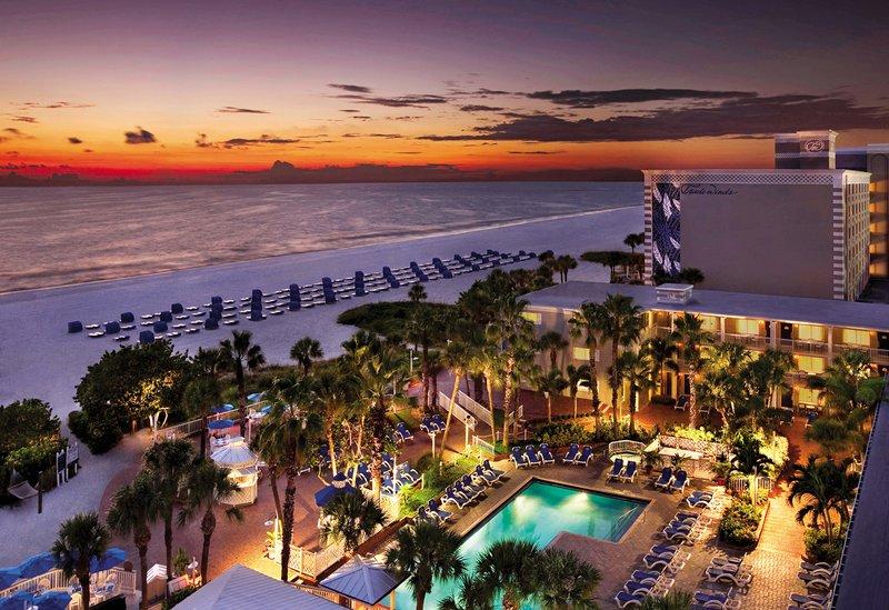 Trade Winds Island Grand Resrt - St. Petersburg, FL