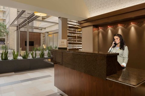 Embassy Suites Market Center Hotel - Hotel Guest Services