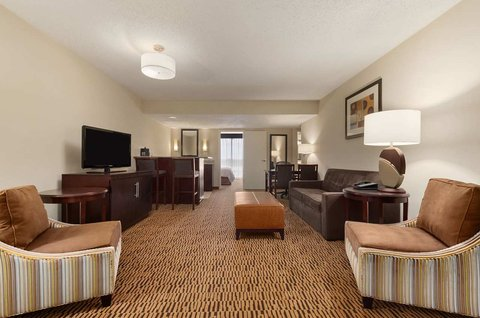 Embassy Suites Market Center Hotel - Executive King Suite