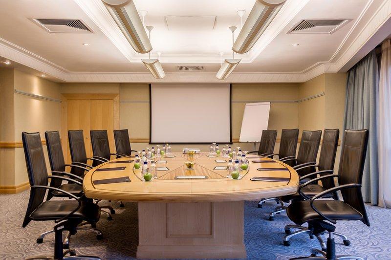 Hilton Durban Pomieszczenie konferencyjne