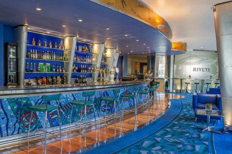 Hilton Durban hotel Sala klubowa