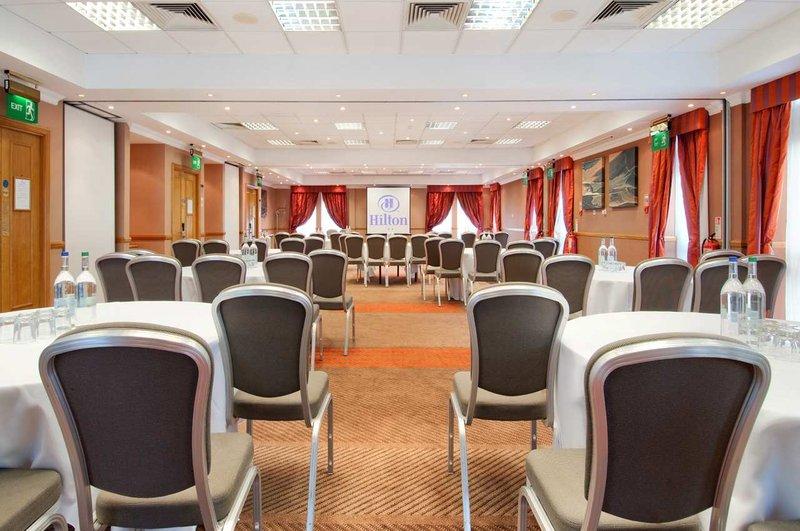 Hilton Leicester hotel Sala convegni