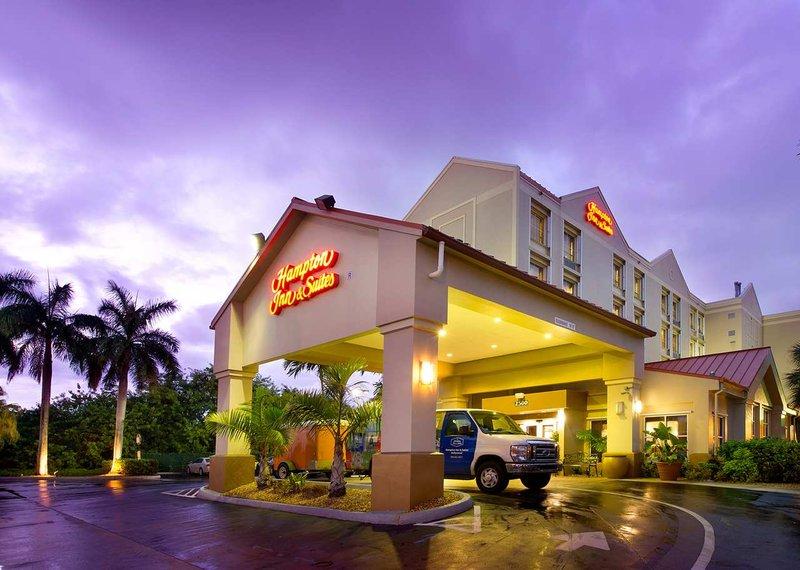 Hampton Inn & Suites Ft. Lauderdale Airport Kilátás a szabadba