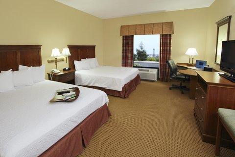 Hampton Inn Hagerstown - Maugansville - Queen Room