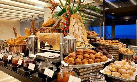 Kempinski Hotel Aqaba - AM PM Restaurant