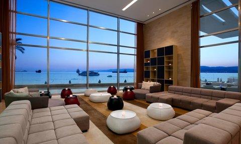 Kempinski Hotel Aqaba - Aqua Lounge