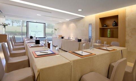 Kempinski Hotel Aqaba - Ayla Meeting Room
