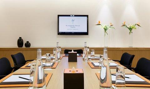 Kempinski Hotel Aqaba - Business Centre Meeting Room