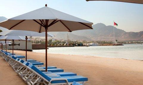 Kempinski Hotel Aqaba - Beach