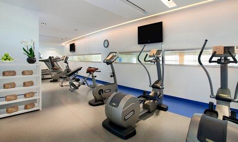 Kempinski Hotel Aqaba - Fitness Center