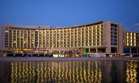 Kempinski Hotel Aqaba - Kempinski Hotel Aqaba At Night